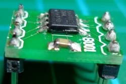 MAX6675 on Breakout Board